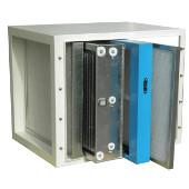 filtro electrostatico